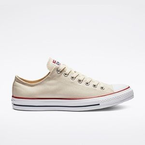 CONVERSE Chuck Taylor All Star Canvas Low Tops